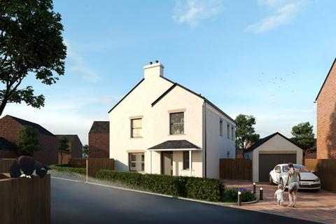 4 bedroom detached house for sale - Plot 1, The Adori at The Paddocks, Hatkill Lane YO41