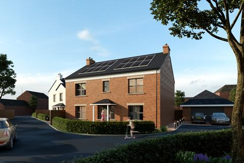 4 bedroom detached house for sale - Plot 2, The Canberra at The Paddocks, Hatkill Lane YO41
