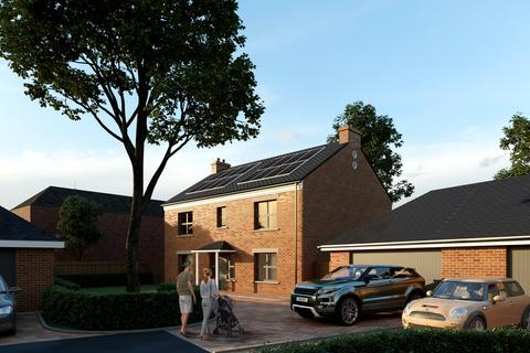 4 bedroom detached house for sale - Plot 3, The Canberra at The Paddocks, Hatkill Lane YO41