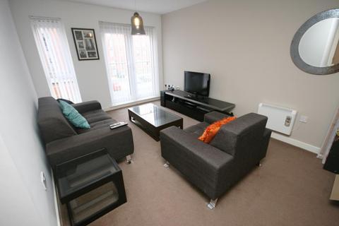 3 bedroom apartment to rent - Delaney Building Lowry Wharf Derwent Street M5