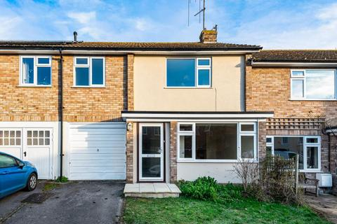 3 bedroom terraced house to rent - Cherwell Close,  Wallingford,  OX10