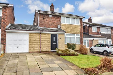 3 bedroom detached house for sale - Bradley Drive, Bury, BL9
