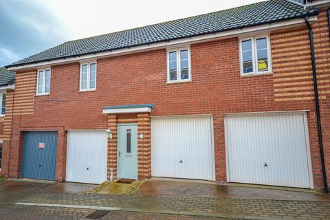 2 bedroom townhouse for sale - Caddy Place, Exeter, Exeter, EX2 7SG