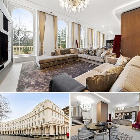4 bedroom flat for sale - The Turner, The Park Crescent, Marylebone, London, W1B