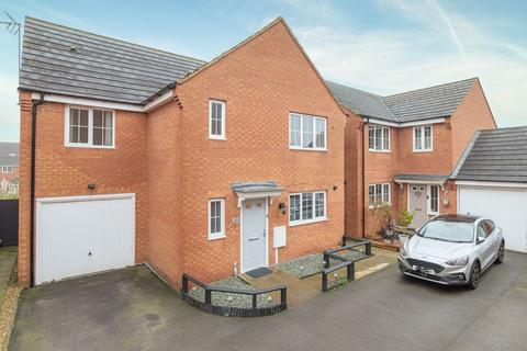 4 bedroom detached house for sale - Flycatcher Road, Oakley Vale, Corby