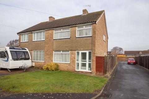 3 bedroom semi-detached house for sale - Eton Close, West Mead, Aldwick, Bognor Regis