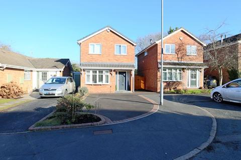 3 bedroom detached house for sale - Mountsorrel Close, Stoke-On-Trent