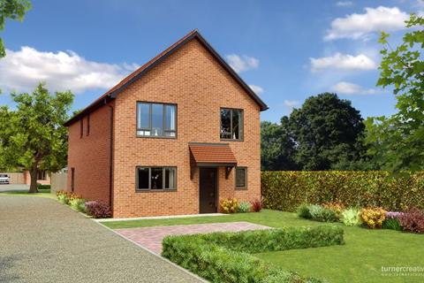 4 bedroom detached house for sale - Plot 1 and 2 Crab Lane, Gorleston
