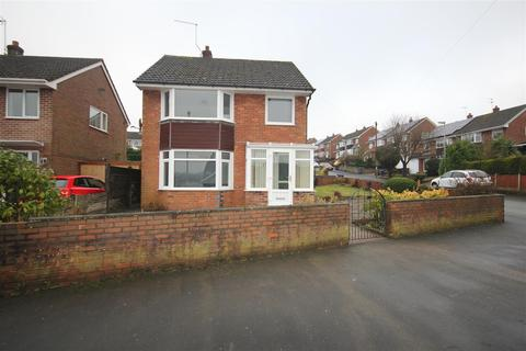 3 bedroom detached house for sale - Beverley Crescent, Forsbrook