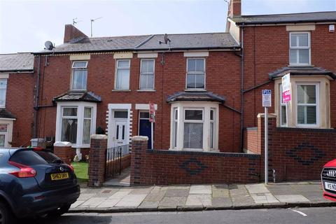 3 bedroom terraced house to rent - Beatrice Road, Barry, Vale Of Glamorgan