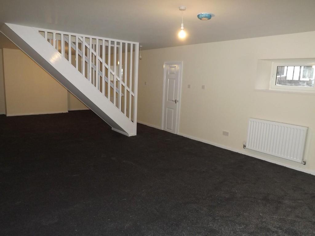 Lower ground floor room