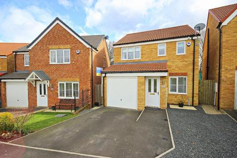 3 bedroom detached house for sale - Kielder Drive, The Middles