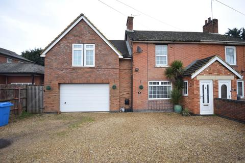 3 bedroom semi-detached house for sale - Grange Cottages, Rothwell Road, Kettering