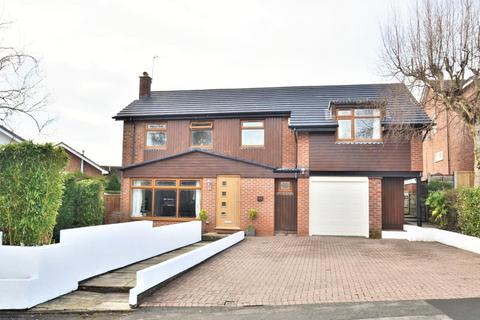 4 bedroom detached house for sale - Hill Drive, Handforth, Wilmslow