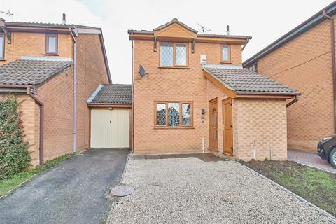 3 bedroom detached house for sale - Nelson Drive, Hinckley