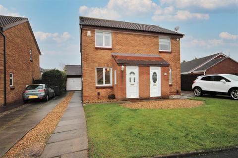 2 bedroom semi-detached house for sale - Stileston Close, Deer Park, Hartlepool
