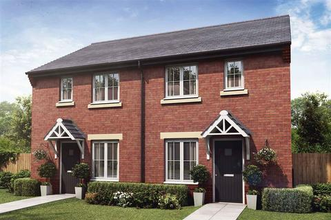 Taylor Wimpey - Willowbrook Grange - Plot 137, The Shelley at Wistaston Brook, Church Lane, Wistaston CW2