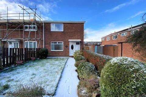 2 bedroom semi-detached house for sale - Greenlea, North Shields, Tyne and Wear, NE29 8HQ