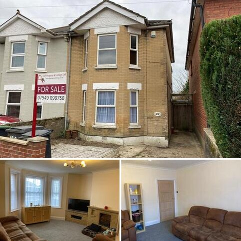 2 bedroom semi-detached house for sale - Bournemouth BH9