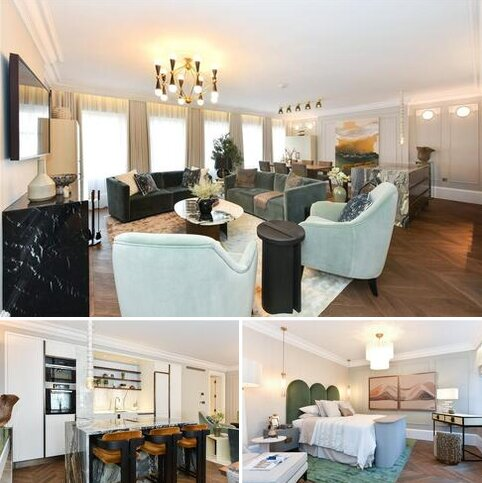 2 bedroom apartment to rent - Upper Brook Street, London, W1K