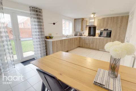 3 bedroom detached house for sale - Wragley Way, Sinfin