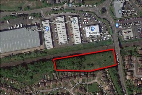 Residential development for sale - Springcroft Road, Baillieston, Glasgow, G69 6SE