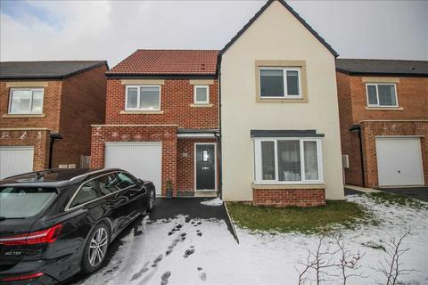 4 bedroom detached house for sale - Sandstone View, Killingworth Village, Killingworth