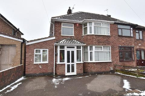 4 bedroom semi-detached house for sale - Lynmouth Road, Netherhall, Leicester