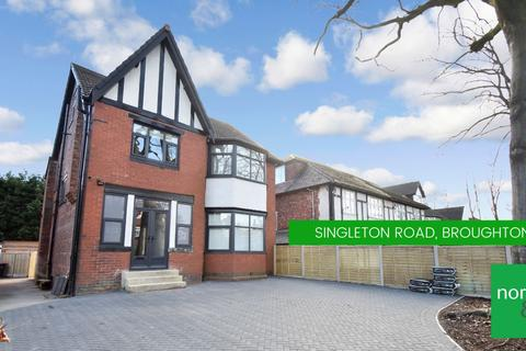 5 bedroom detached house for sale - Singleton Road, Salford, M7