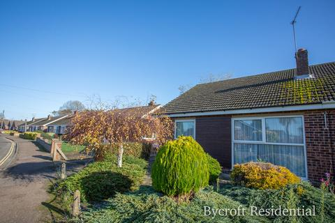 2 bedroom semi-detached bungalow for sale - The Close, Hemsby