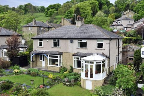 3 bedroom semi-detached house for sale - 182 Rochdale Road, Triangle, Sowerby Bridge HX6 3PB