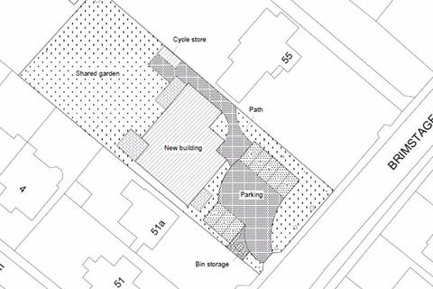 Land for sale - Brimstage Road, Heswall
