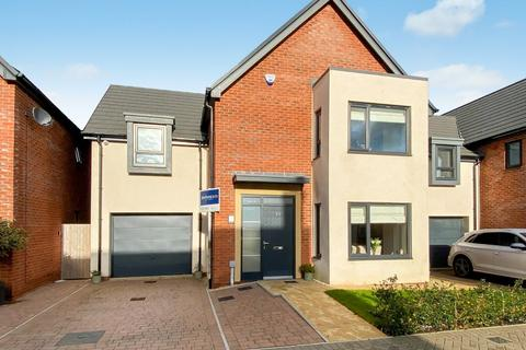 4 bedroom detached house for sale - Minerva Heights, Blunsdon, Wiltshire, SN26
