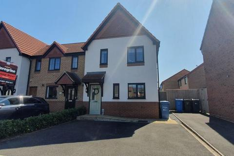 3 bedroom semi-detached house to rent - College Gardens, Hull