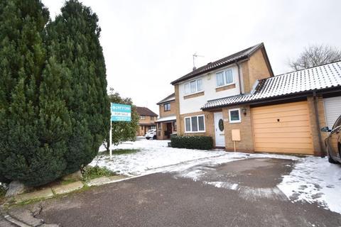 3 bedroom link detached house for sale - Marsom Grove, Luton
