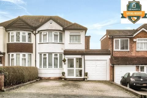 3 bedroom semi-detached house for sale - Shaftsbury Road, Birmingham, B26