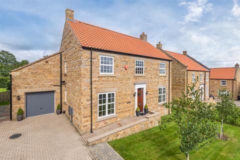 4 bedroom detached house for sale - Field View House, 5 Thornton View, Thornton-Le-Dale, Pickering, YO18 7BG
