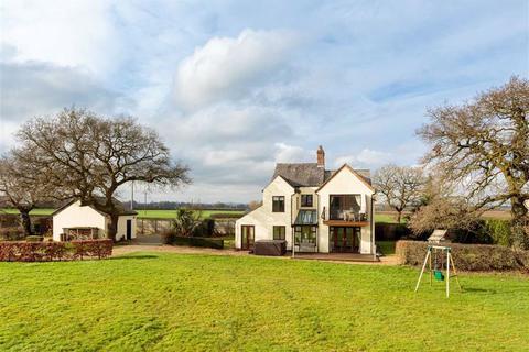4 bedroom detached house for sale - Nantwich Road, Wimboldsley, Middlewich
