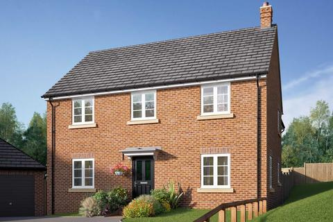 5 bedroom detached house for sale - Plot 155, The Byrne at The Spinneys, Coventry Road, Cawston, Warwickshire CV22