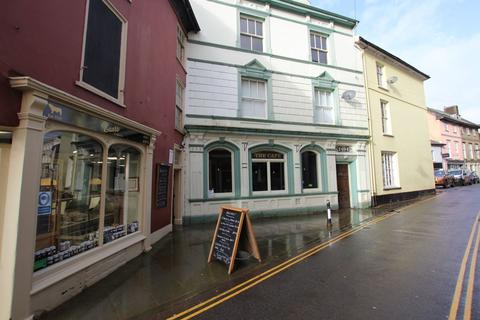 Cafe to rent - High Street, Brecon, LD3