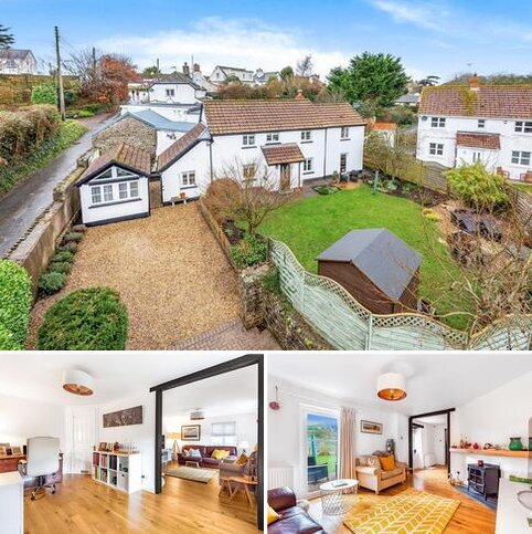 4 bedroom detached house for sale - Mill Road, Fremington, Barnstaple