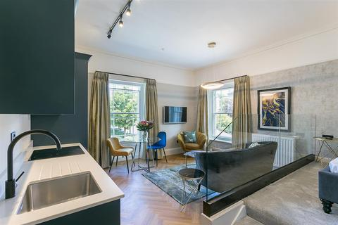 Studio to rent - Framlington Place, Spital Tongues, Newcastle upon Tyne