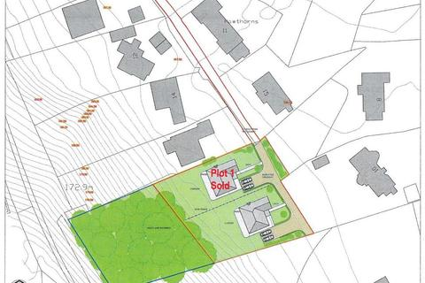 Plot for sale - The Downs, Chatham