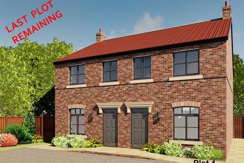 3 bedroom semi-detached house for sale - FINAL PLOT, Monk Dale, Riverside, Driffield