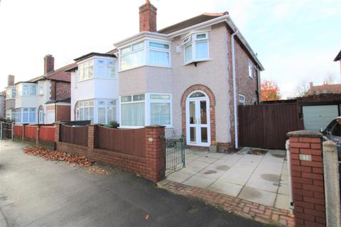 3 bedroom semi-detached house for sale - Kingswood Drive, Crosby, Liverpool
