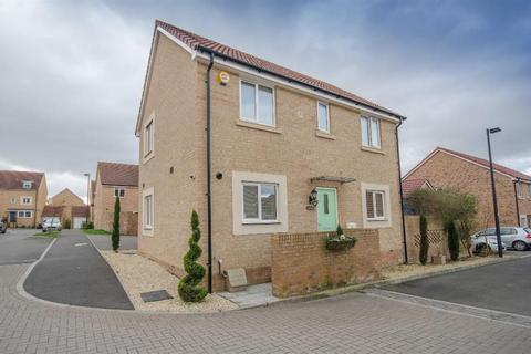 3 bedroom detached house for sale - Lupin Close, Lyde Green, Bristol, BS16 7GN