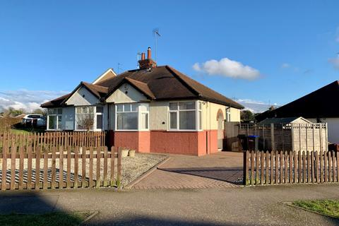 2 bedroom semi-detached bungalow for sale - Central Avenue, Kingsthorpe, Northampton NN2 8DZ