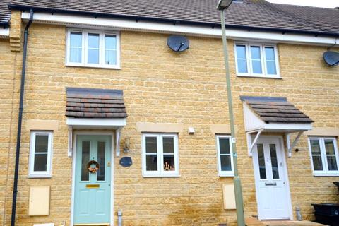 2 bedroom terraced house to rent - The Oaks, Carterton OX18