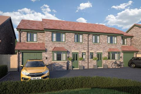 4 bedroom semi-detached house for sale - York Road, Hayton, York, YO42 1RJ