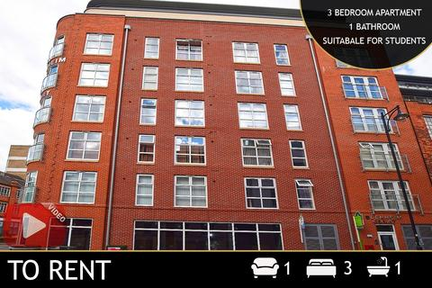 3 bedroom apartment to rent - Blenheim Court, 2 Church Street, Leicester, Leicestershire, LE1